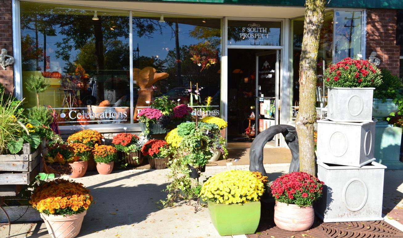 The English Garden Flower Shop